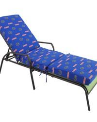 Florida Gators 3pc Chaise Lounge Cushion by