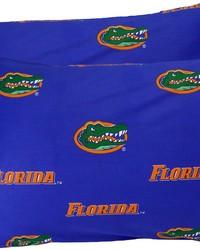 Florida Gators Pillowcase Pair  Solid by