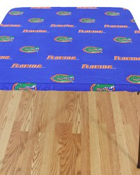 Florida Gators Card Table Cover  33 in  x 33 in  by