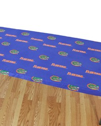 Florida Gators 8 Table Cover  95 in  x 30 in  by