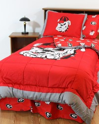 Georgia Bulldogs Bed-in-a-Bag Set by