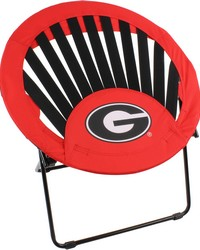 Georgia Bulldogs Rising Sun Chair by
