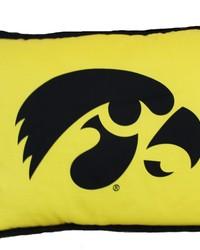Iowa Hawkeyes Printed Pillow Sham by