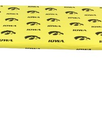 Iowa Hawkeyes 8 Table Cover  95 in  x 30 in  by