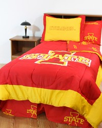 Iowa State Cyclones Bed-in-a-Bag Set by
