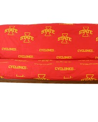Iowa State Cyclones Futon Cover  Full size fits 6 and 8 inch mats by