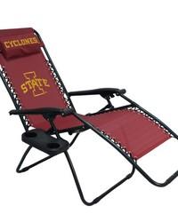 Iowa State Cyclones Textiline Zero Gravity Chair by