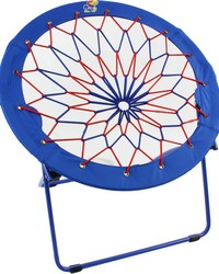 Kansas Jayhawks Bunjo Chair by