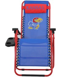 Kansas Jayhawks Zero Gravity Chair by