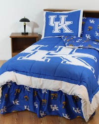 Kentucky Wildcats Bed-in-a-Bag Set by