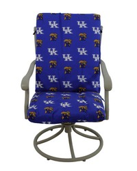 Kentucky Wildcats 2pc Chair Cushion by