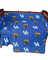 Kentucky Wildcats Baby Crib Fitted Sheet Pair  Solid Includes 2 Fitted sheets by
