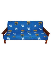 Kentucky Wildcats Full Size 8in. Futon Cover by