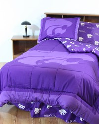 Kansas State Wildcats Bed-in-a-Bag Set by