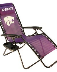 Kansas State Wildcats Zero Gravity Chair by