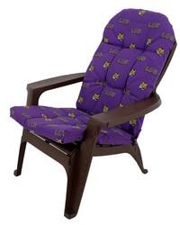 Louisiana State University Tigers Adirondack Cushion by