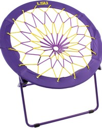 Louisiana State Tigers Bunjo Chair by
