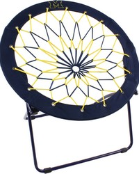 Michigan Wolverines Bunjo Chair by
