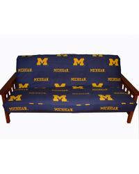Michigan Wolverines Full Size 8in. Futon Cover by