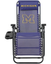 Michigan Wolverines Zero Gravity Chair by