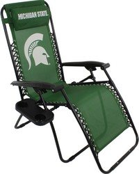 Michigan State Spartans Zero Gravity Chair by