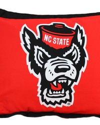 North Carolina State Wolfpack Printed Pillow Sham by