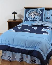 North Carolina Tar Heels Bed-in-a-Bag Set by