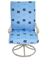 North Carolina Tar Heels 2pc Chair Cushion by