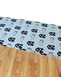 North Carolina Tar Heels 8 Table Cover  95 in  x 30 in  by