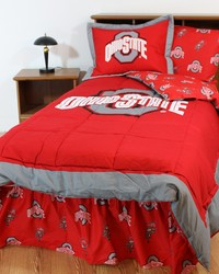 Ohio State Buckeyes Bed-in-a-Bag Set by