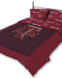 Texas AM Aggies Comforter Set by