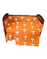 Tennessee Volunteers Crib Bedding Set by