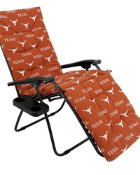 Texas Longhorns Zero Gravity Chair Cushion 20x72x2 by