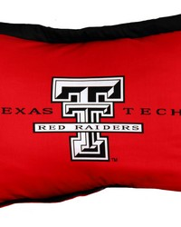 Texas Tech Red Raiders Printed Pillow Sham by