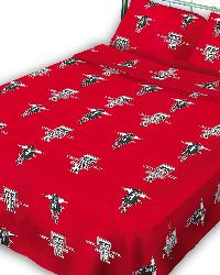 Texas Tech Red Raiders Sheet Set - Red by