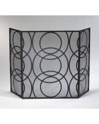 Orb Fire Screen by