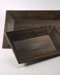 Graham Rectngle Trays 2pc 01535 by