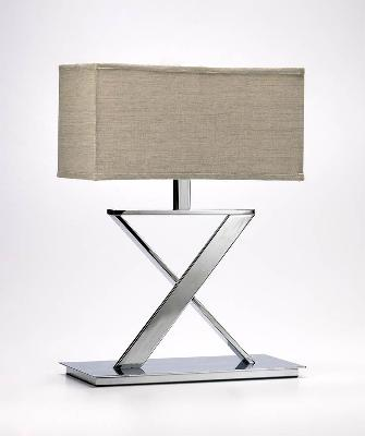 Cyan Design Xacto Table Lamp Chrome and Tan Search Results