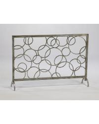 Circle Fire Screen by