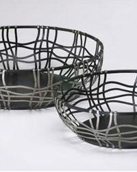 Suzanne Baskets 2pcs 02446 by