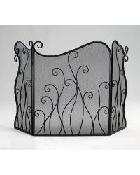 Evalie Fire Screen by