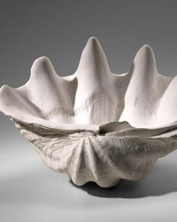 Clam Shell Bowl 02799 by