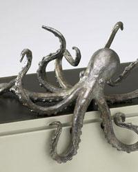 Octopus Shelf Decor 02827 by