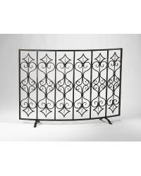 Casablanca Fire Screen by