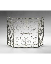 Crawford Fire Screen by