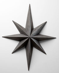 Star Wall Decoration 04710 by