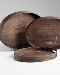 Dupre Oval Trays 05590 by