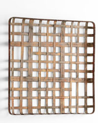 Jute Wall Decor 05615 by