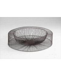 Large Wire Wheel Tray 05834 by