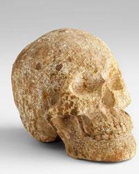Mr Bones Sculpture by